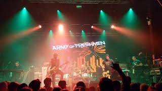 Army of Freshmen - Get Um Up Newcastle 2018