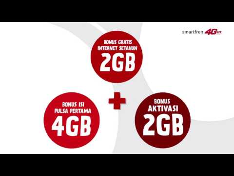 Video Gratis Internet Setahun di HP Andromax 4G! - #4GinAja