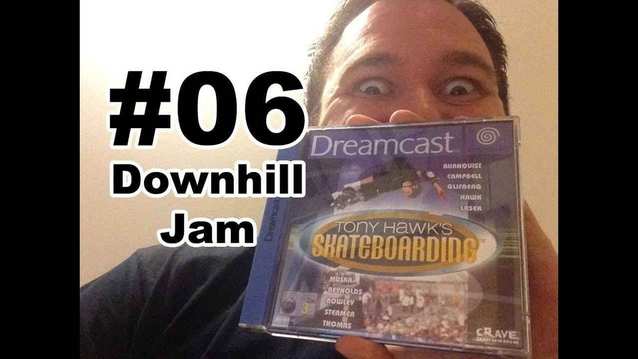 #06 Tony Hawk's Pro Skater – Downhill Jam (Speedy Renton Let's Play)