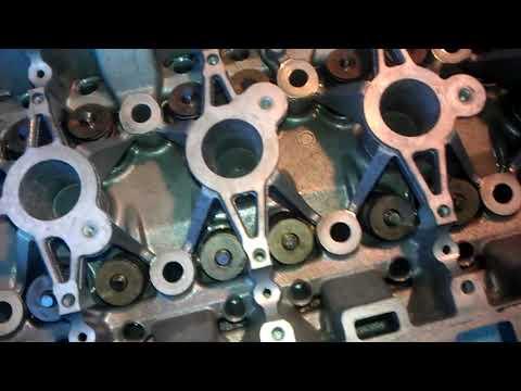 opel vectra z22se ремонт двигателя (замена колец и вкладышей) часть 2