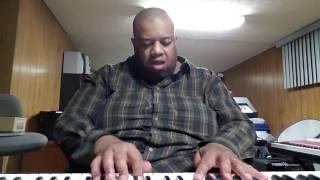 """Real Love"" (Doobie Brothers) ... again ... performed by Darius Witherspoon (5/26/17 )"