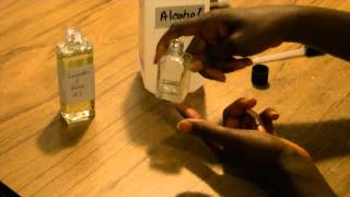 DIY Homemade Perfume - Freestyle Friday #2