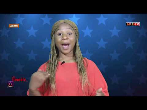 Ex Bbnaija housemate BamBam reacts to her sex tape.