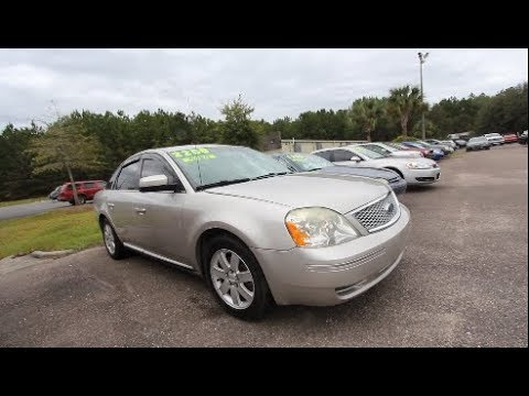 Why did they Discontinue this car? ( 2007 Ford Five Hundred SEL ) Now Only $2250 - REVIEW