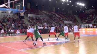 preview picture of video 'Rouen - Essm Le Portel (Highlights)'
