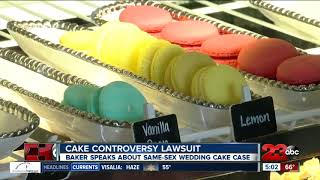 Judge ruled in favor of Christian baker of Tastries Bakery who refused to serve same-sex couple