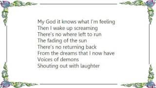 Exciter - Wake Up Screaming Lyrics