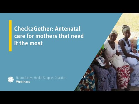 Check2Gether: Antenatal care for mothers that need it the most