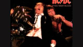 AC/DC - Hell Ain't A Bad Place To Be