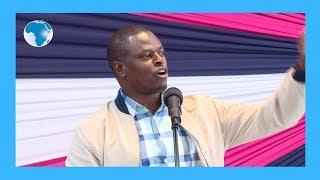 MP Ndindi Nyoro tells DP Ruto he doesn't need any endorsement