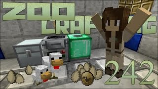 Egg-citing Experiments!! 🐘 Zoo Crafting: Episode #242 [Zoocast]