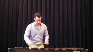 PROMO.- Professor Bence Major from RCO & Conservatory van Amsterdam invites to join PercuFest 2016
