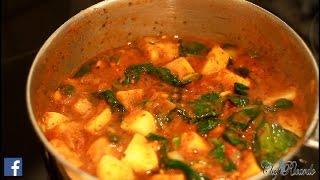 Curry Sweet Potato And Spinach Potato Vegan Recipes | Recipes By Chef Ricardo