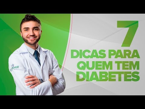 Diabetes, que as frutas podem ser diabetes