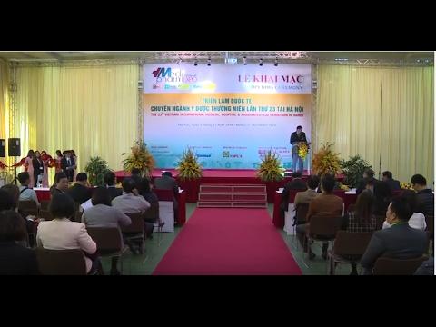 Phóng sự công ty Đông Y Thanh Tuấn tham gia Triển Lãm Y Tế 2016 tại Hà Nội