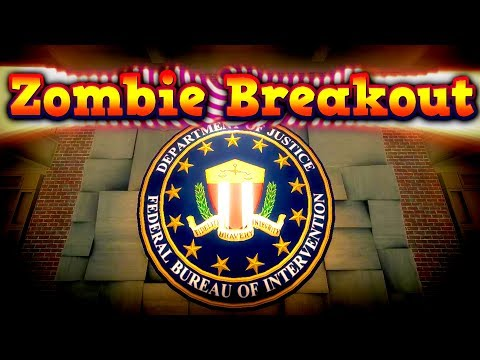 PAYDAY 2 - Zombie Breakout (Custom Heist)