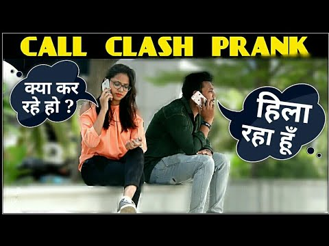 Epic CALL CLASH PRANK in india !! call crash prank by 3 JOKERS!! Pranks in india