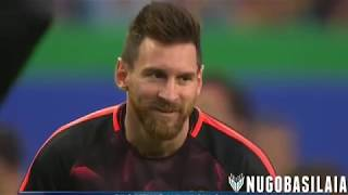 Lionel Messi Vs Sporting Lisbon Away 27092017 HD 720p