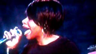 "Fantasia ""Don't Play That Song For Me"" Soul Train Awards 2012 (snippet)"