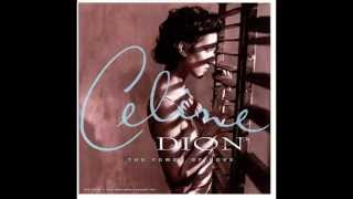 Celine Dion   The Power Of Love (Radio Edit) HQ
