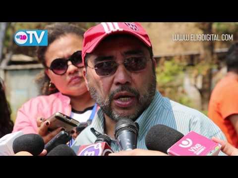 Alcaldía de Managua continúa visitando puntos críticos ante la llegada del invierno