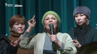 Астанада көп балалы аналар жиналды / В Астане собрались многодетные матери