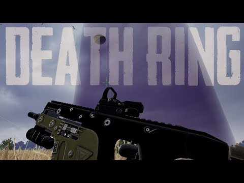 NEW PUBG Battle Royale MODE! Ring of Death (Playerunknown's Battlegrounds)