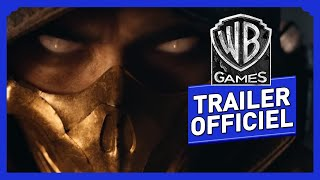 Mortal Kombat 11 - Trailer Officiel