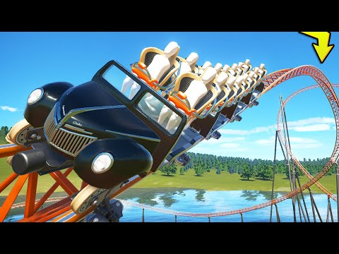 An Impossible Coaster Build Challenge?? (Planet Coaster Campaign)