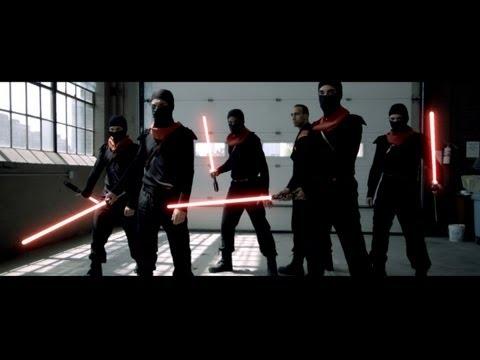 Jedi Vs Ninjas On The Deadliest Battleground Of All