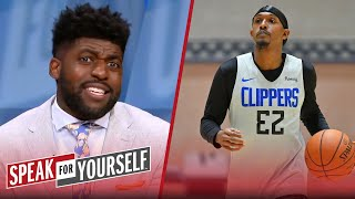 Lou Williams is risking the Clippers' chance to win a title — Acho | NBA | SPEAK FOR YOURSELF