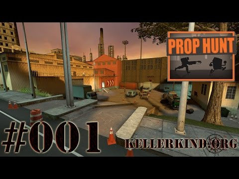 Prop Hunt #1 – Such mich doch! ★ Let's Play Garry's Mod: Prop Hunt [HD|60FPS]