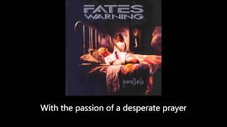 Fates Warning - The Road Goes on Forever (Lyrics)