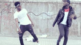 Fuse Odg - Ye Play dance by The Azonto Boys