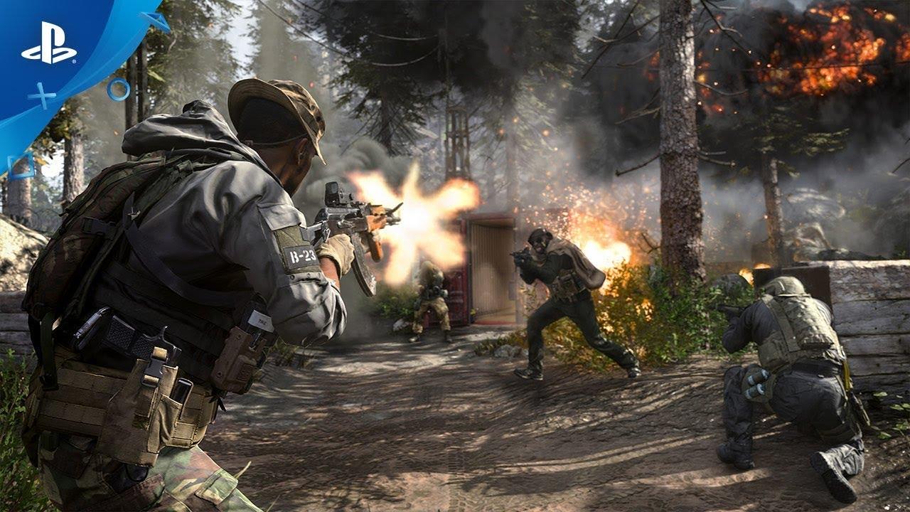 El intenso y mejorado multijugador de la prueba privada de Call of Duty: Modern Warfare
