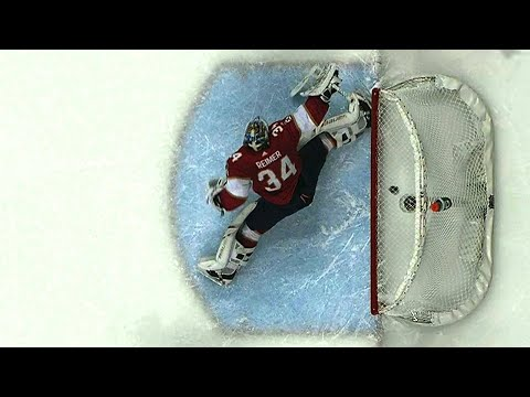 Perron fires wrister past Reimer for second goal in two nights