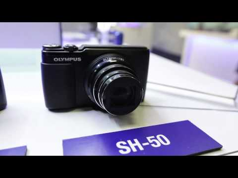 Olympus SH-50 - Which? first look from CES 2013
