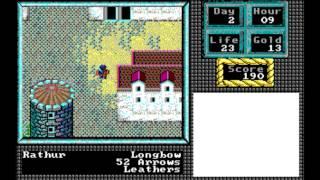 The Keys to Maramon (MS-DOS) Intro und Gameplay