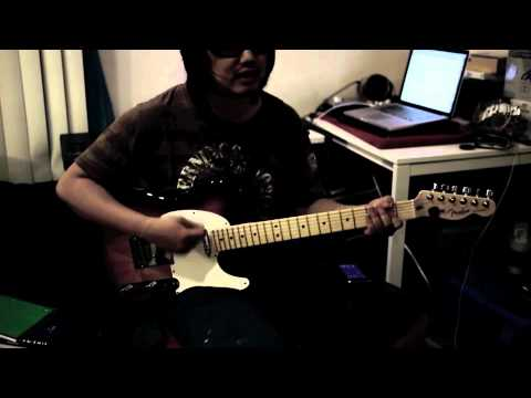 Dream Theater-You Not Me solo cover by 張博凱