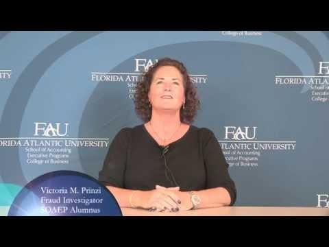 Meet an Alumnus - Victoria Prinzi: Fraud Investigator - YouTube