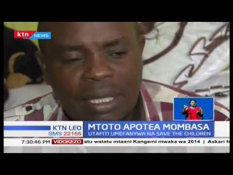 Familia ya Mombasa yaendelea kumsaka mtoto wao wa miezi minane