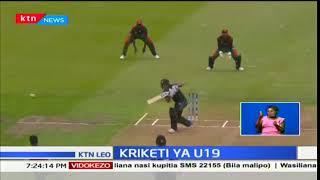 Timu ya taifa ya kriketi yalazwa na timu ya New Zealand katika mchuano wa U19