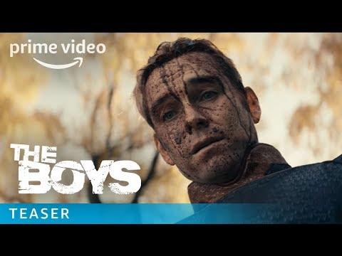 The Boys Season 2 - Official Teaser | CCXP 2019 | Prime Video