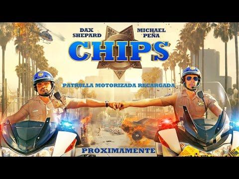 Trailer CHiPs, loca patrulla motorizada
