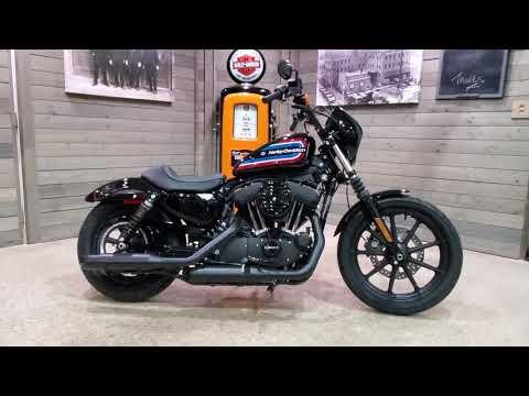 2021 Harley-Davidson Iron 1200™ in Kokomo, Indiana - Video 1