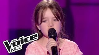 Call me maybe - Carly Rae Jepsen | Chiara | The Voice Kids France 2017 | Blind Audition