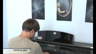 Донской певец Олег Крикун