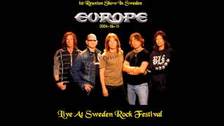 Europe   Time Has Come (Sweden Rock Festival 2004)