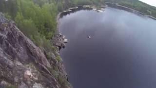 Карелия прыжки с верёвкой
