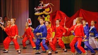 Красивые танцы со всего мира. Танцуют наши ученики